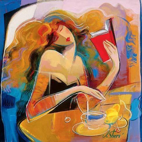 Irene Sheri - Poetry Reading