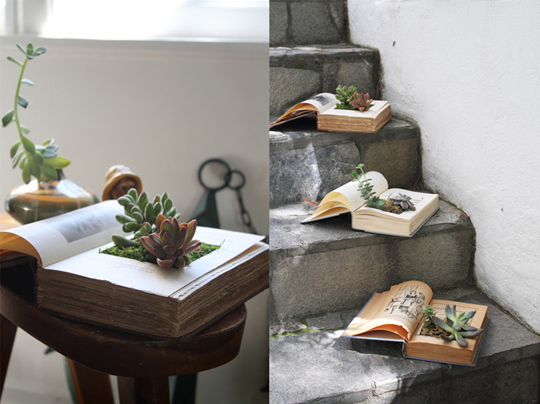 Beroemd 10 gave dingen die je met oude boeken kunt doen | MustReads.nl &FT08