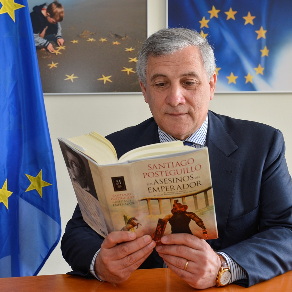 Antonio TAJANI Vice-President Commissioner in charge of Industry and Entrepreneurship