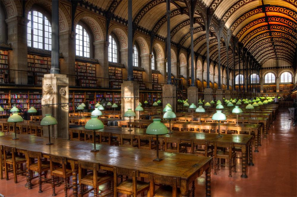 De mooiste leeszalen van bibliotheken ter wereld mustreads - De mooiste woningen in de wereld ...